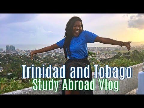 Trinidad and Tobago Study Abroad Vlog |Ep. 1 A Rocky Start || BrelynnBarbie