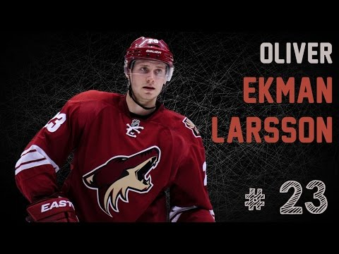 Oliver Ekman-Larsson Ultimate Highlights | Tribute | HD