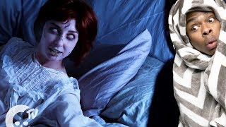 Reacting To The Most Scary Short Films On YouTube Part 4 (Do Not Watch At Night)