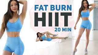 20 Min HIIT workout to burn lots of calories | 3 week Weight Loss Challenge