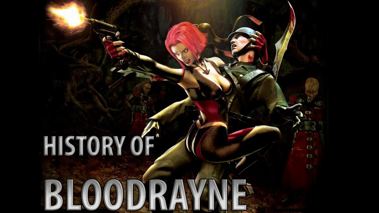 History Of Bloodrayne 2002 2011 Youtube