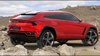 Top 10  Best Luxury SUV Coming In 2018-2019