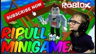 Giochiamo a Roblox Ripull Mini Games ROBLOX AVATAR MERCH