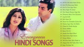 Evergreen Hits - BOLLYWOOD ROMANTIC SONGS | Udit Narayan, Alka Yagnik & Kumar Sanu | Old is Gold