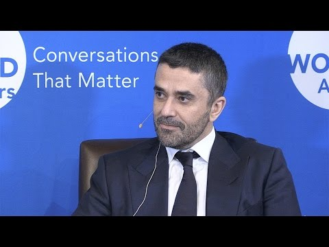 Ambassador Omar Saif Ghobash: Letters to a Young Muslim: Countering Extremist Narratives