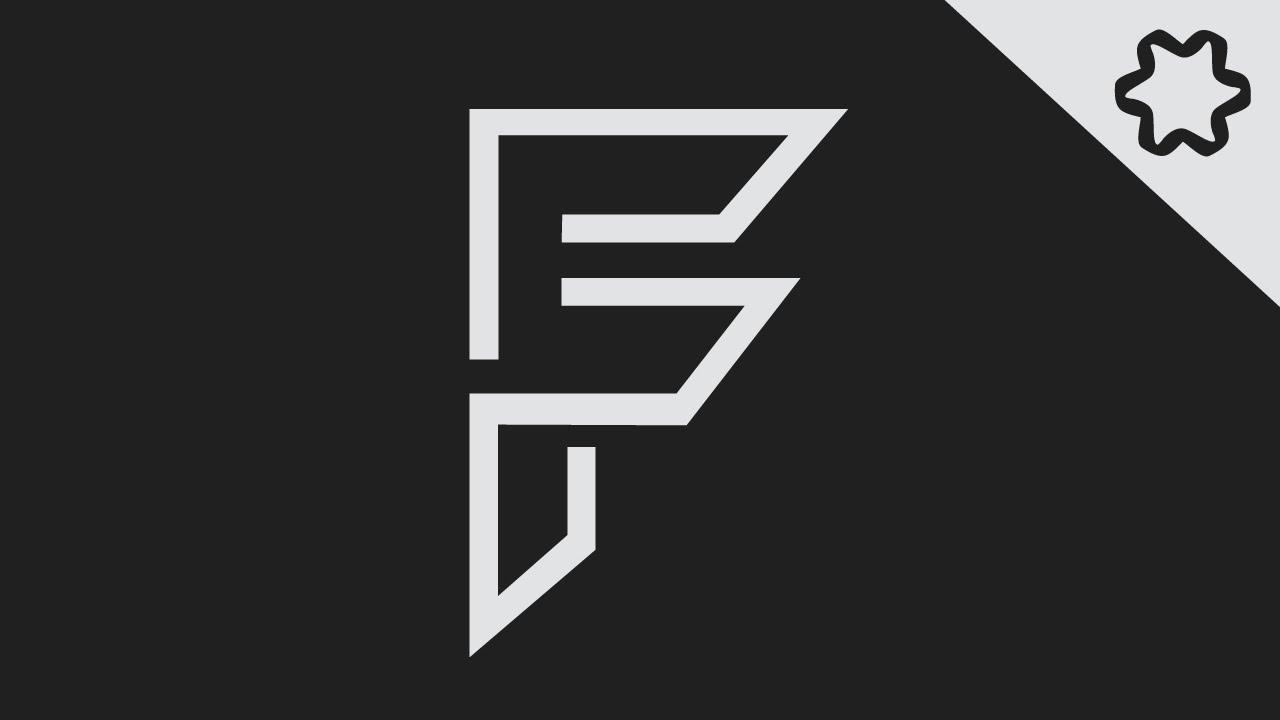 logo design illustrator - How to Make Letter Logo Design ...