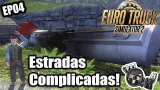 Euro Truck 2 - Socorro! Estradas complicadas [Parte 04]
