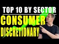 10 Best Consumer Discretionary Stocks To Buy. For Beginners