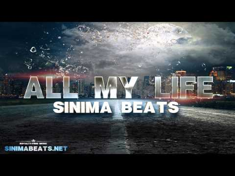 All My Life Instrumental (Inspirational Dirty South/Hip Hop Beat) Sinima Beats
