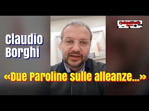 🔴 Claudio Borghi: «Due paroline sulle alleanze...»