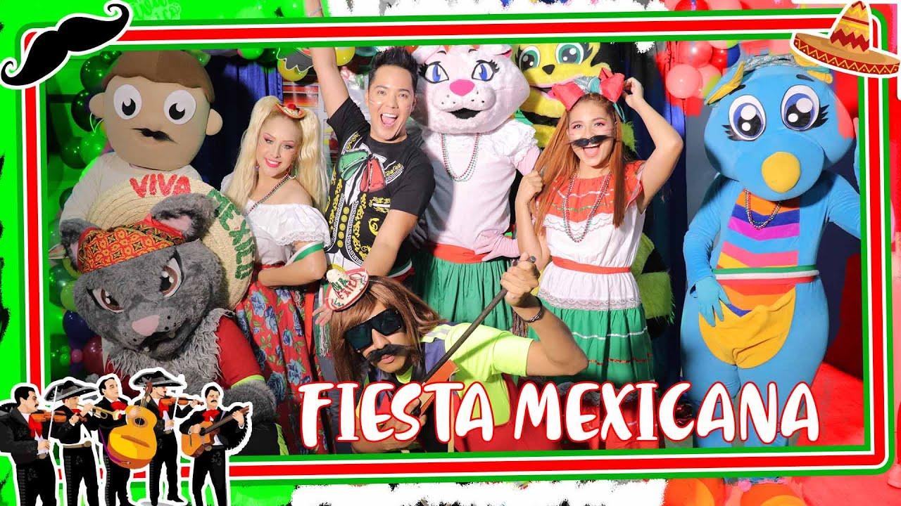 Hacemos una FIESTA MEXICANA - Sale Mal - LAS AGUAS FRESCAS DE KIMY LA GATITA