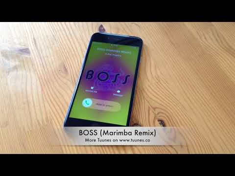 Boss Ringtone - NCT U (엔시티 유) Tribute Marimba Remix Ringtone - For iPhone & Android