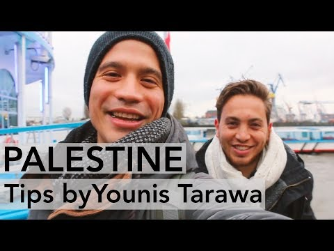 Palestine 🇵🇸 How To Travel Palestine? Tips By Younis Tarawa! (From Bethlehem To Jerusalem)