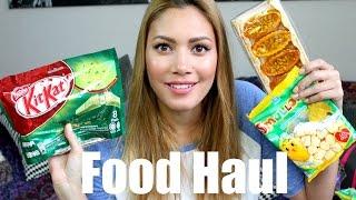 Philippinen Food Haul & Verlosung | yummypilgrim