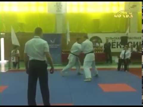 Чемпионат Тульской области по каратэ
