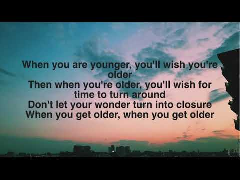 Ben Platt- Older Lyrics