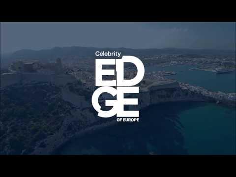 Vision Cruise | Celebrity Edge 2019 Europe deployment