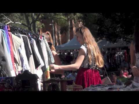 Sydney Glebe Market