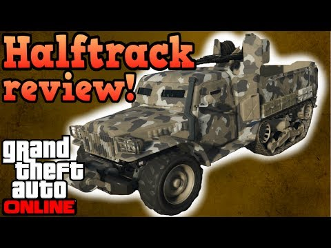 Download Half-track review - GTA Online guides Pics