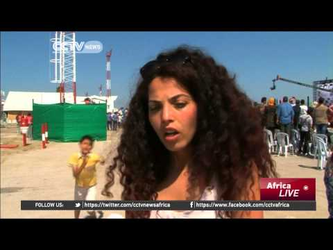 Africa's first ever air race has been hosted in Tunisia