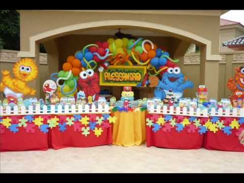"SESAME STREET. ""DOVA PARTY"" - YouTube"