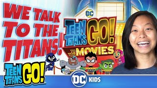 Ask The Teen Titans Your Questions!! | Teen Titans Go! To the Movies