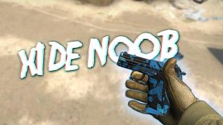X1 DE NOOB - CS GO