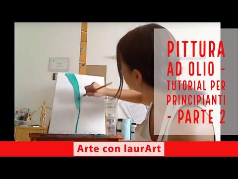 Come iniziare a dipingere una tela - STEFANO BUSONERO