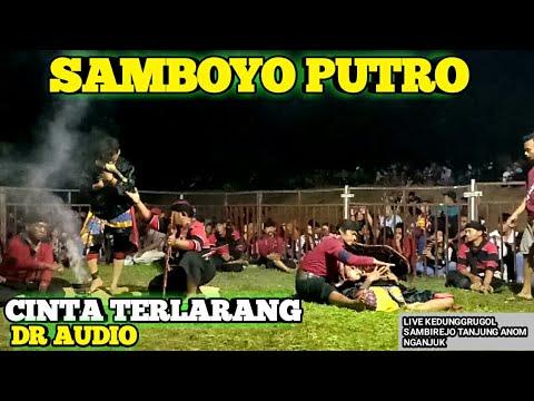 LAGU JARANAN TERBARU CINTA TERLARANG SAMBOYO PUTRO LIVE