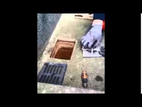 Montagevideo Rückstauplatte S-rotherm