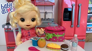 Baby Alive Morning Routine New Magical Mixer