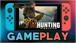 Hunting Simulator | First 40 Minutes | Nintendo Switch