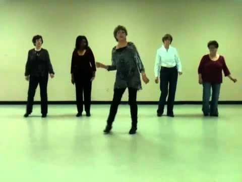 Cab Driver Line Dance (Teach & Demo