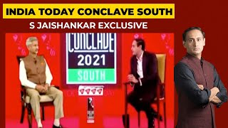 Dr S. Jaishankar Speaks On India's External Management At India Today Conclave South