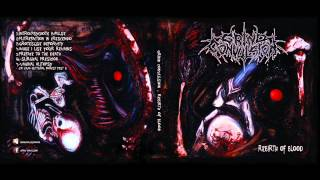 Grind Convulsion - Rebirth of blood (EP 2014)