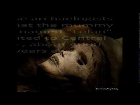 4000 Years old Turkish mummy found in China
