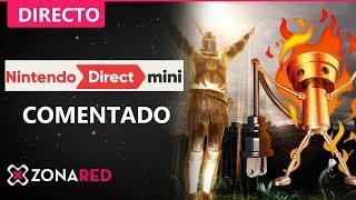 NINTENDO DIRECT Mini comentado Zonared: Dark Souls, Donkey Kong a Switch