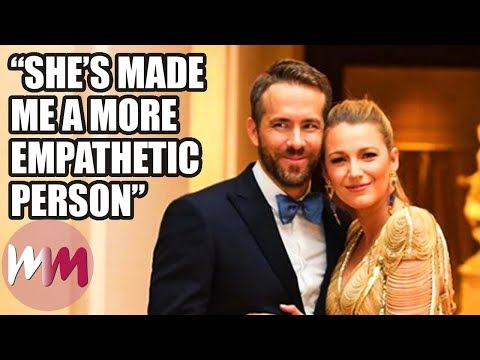 Top 10 Sweetest Things Celebs Have Said About Their Significant Others