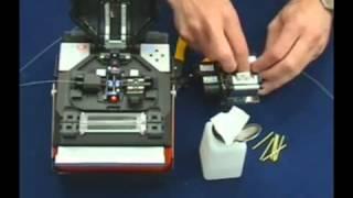 طريقة لحام كابل الفايبر اوبتك -كوابل الالياف الضوئية الحديثة fiber optic