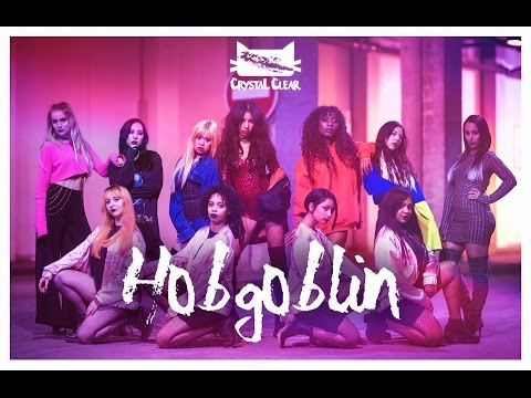 CLC (씨엘씨) - Hobgoblin (도깨비) dance cover by RISIN' CREW from France