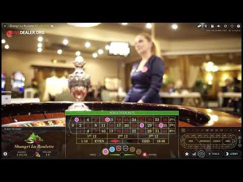 Shangri La Dual Play Roulette