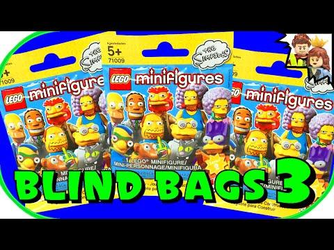 Rumored LEGO The Simpsons Set List - BrickQueenKaynak: YouTube · Süre: 2 dakika52 saniye