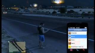 Gta 5 dump truck bulldozer location