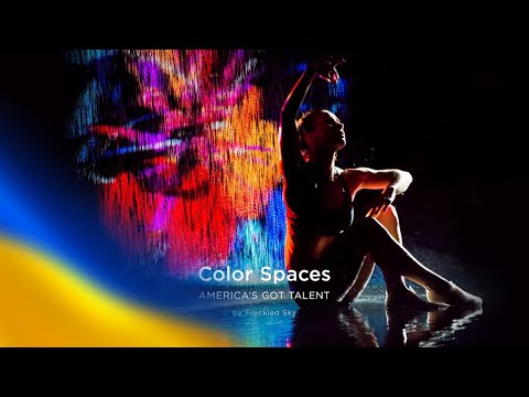 Color Spaces - Freckled Sky x America's Got Talent