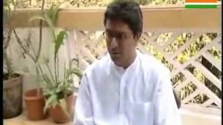 Mr Raj Thackeray in rare Interview