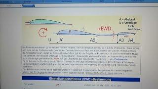 Teil 6: F5D Pylon LP1.1 SpreadTow HJK Speedwings / Das EWD Die Einstellwinkeldifferenz *HD*
