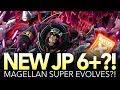 NEW 6+ REVEALED!!! MAGELLAN SUPER EVOLUTION! (One Piece Treasure Cruise)