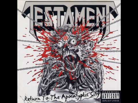 Testament - Disciples of the Watch [Live]