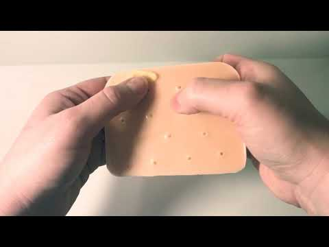 POP IT PAL in action! Love popping pimples?  This is for you