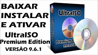 видео UltraISO Premium Edition v9.3.1 Build 2633 Retail + CracK!
